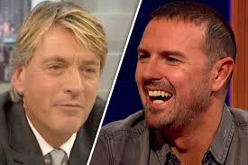 does paddy mcguiness use hair products good morning britain presenter richard madeley slammed by paddy