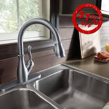 Single Handle Pull Down Kitchen Faucet Its Not Too Late Catch Up On Amazing Holiday Deals Best Faucet
