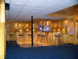 rustic man cave bar home designs kaajmaaja