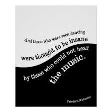 Wedding Quotes Nietzsche Nietzsche Posters Zazzle