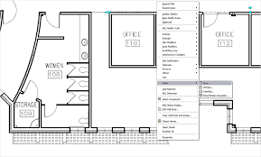 15 create a 3d floor plan model from an architectural schematic in