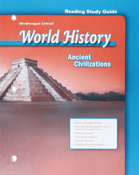 world history ancient civilizations reading study guide mcdougal