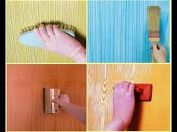 easy wall painting ideas techniques youtube