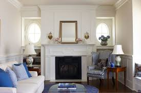 decorating fireplace surround ideas plus wainscoting ideas and