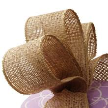 burlap ribbon burlap ribbons in all colors and patterns