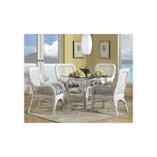 white wicker kitchen table 53 best white wicker images on pinterest balconies decks and