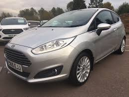 used ford fiesta titanium x 2015 cars for sale motors co uk