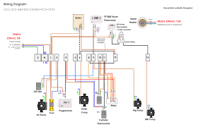 awesome combi boiler wiring diagram pictures inspiration