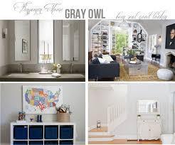 Benjamin Moore Gray Owl Bathroom - perfecting our gray situation u2013 two delighted