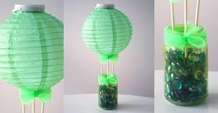 hot air balloon centerpiece try this hot air balloon centerpiece idea the dollar