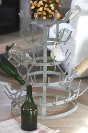 3 ways to use a vintage bottle drying rack u2013 real u0027s kitchen