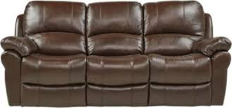 vercelli brown leather reclining sofa reclining sofas brown