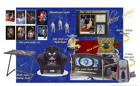 star wars bedroom bedding mural movie posters and beyond star wars bedroom vision board 2