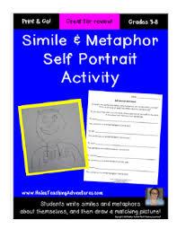 simile and metaphor by hojo teachers pay teachers