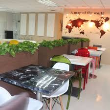 Office Canteen Design by Canteen Tables And Chairs Salon Office Furniture Buy Salon