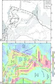 Pacific Region Map Geology Of The New Caledonia Region And Its Implications For The