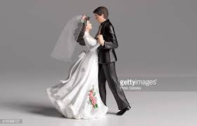 wedding cake figurines wedding cake figurine stock photos and pictures getty images