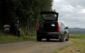 cadillac minivan a 2011 cadillac cts v wagon heads to the green hell in latest epic