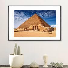 online get cheap egyptian pyramids poster aliexpress com