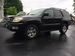 2005 toyota 4runner accessories toyota 4runner for sale in vermont carsforsale com