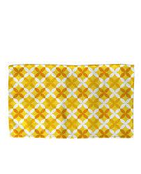 Yellow Bath Mat Rit Dye Carpets Purfectlynotpurfect Creative Rugs Decoration