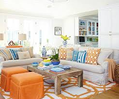 Living Room Color Schemes - Blue living room color schemes