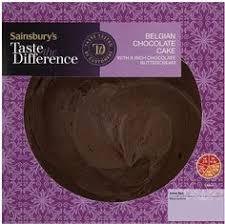 sainsbury u0027s taste the difference bucks fizz cake 435g desserts