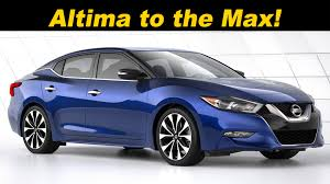 nissan maxima youtube 2015 2016 2017 nissan maxima review and road test detailed in 4k