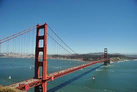 san francisco c a golden gate bridge pier 39 painted ladies