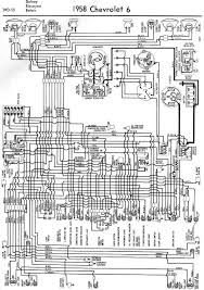 1958 chevrolet wiring diagrams 1958 classic chevrolet