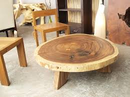 circle wood coffee table teak wood slab coffee table coffee table pinterest wood slab