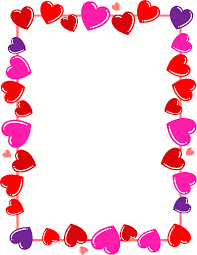 41 best borders hearts images on pinterest clip art tags and