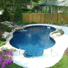 Swimming Pool Ideas For Small Backyards Small Backyard Pool Cost Small Yard Pools Design Small Front Yard
