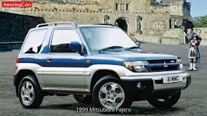 1999 mitsubishi pajero youtube
