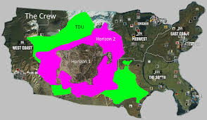 Map Size Comparison The Crew Map Discussion Forums Page 25