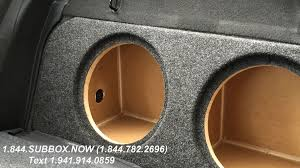 custom nissan maxima 2002 custom sub enclosure affordable sub box