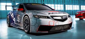 nissan acura 2015 acura tlx gt racecar boosts 2015 tlx launch with 500hp twin turbo