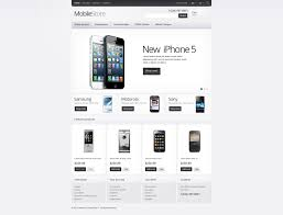 download themes on mobile phone responsive mobile store prestashop theme 41145