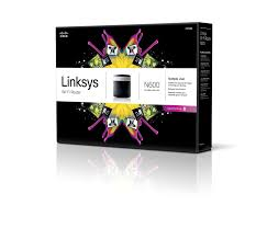 amazon com linksys e2500 n600 advanced simultaneous dual band