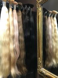 hair extension salon home care and maintenance