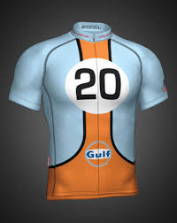 gulf racing colors gulf giro jersey u2013 classic