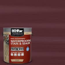 behr premium mahogany wood u0026 deck stain exterior stain