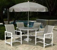 exquisite pvc outdoor furniture on gorgeous dining sets pool patio 2
