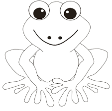 coloring page coloring pages frog jumping page coloring pages