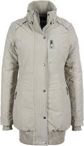 bench razzer bench razzer ii b w jacket beige