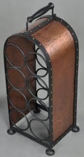 copper wine rack tabletop stainless steel wine rack tabletop