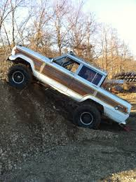 jeep wagoneer lifted drake 187 1988 jeep grand wagoneer u0027s photo gallery at cardomain