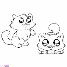 simple kitten drawing cute cat drawing simple cat world drawing