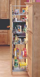Pullouts For Kitchen Cabinets Pantry Pull Out Shelves Other Metro By Shelfgenie Of West Palm