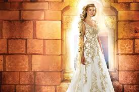 disney rapunzel wedding dress these disney princess inspired wedding gowns are literally a fairytale